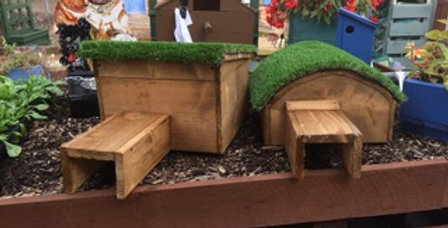 Hedgehog Boxes