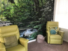 Elderly Day Care Centre Uttoxeter Relaxtion Room