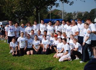Swansea 10K Run September 2008