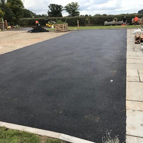 Resurfacing Work in Malvern