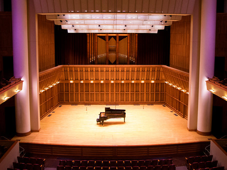 Funding for Concert Halls & Music Performances