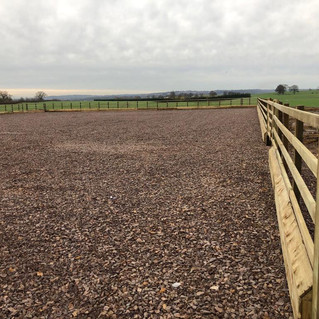 Weather Riding Arena