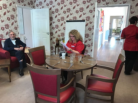 Elderly Day Care Centre Uttoxeter The Other Facilities