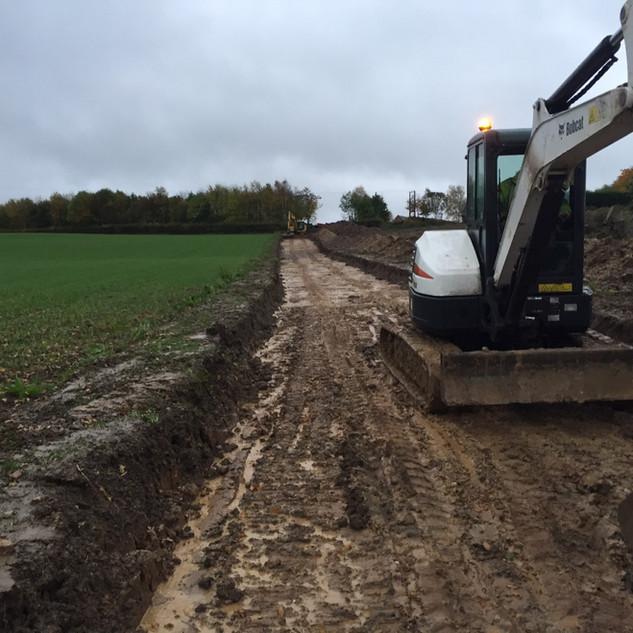New Farm Road