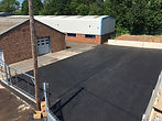 DHC is a tarmacing company who recently resurfaced a car park in the UK