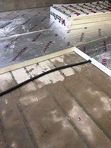 insulation & Acoustic preparation