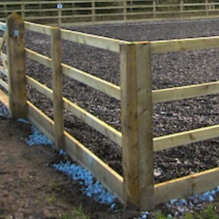 Various Fencing Projects