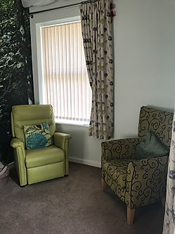 Elderly Day Care Centre Uttoxeter The Relaxation Room