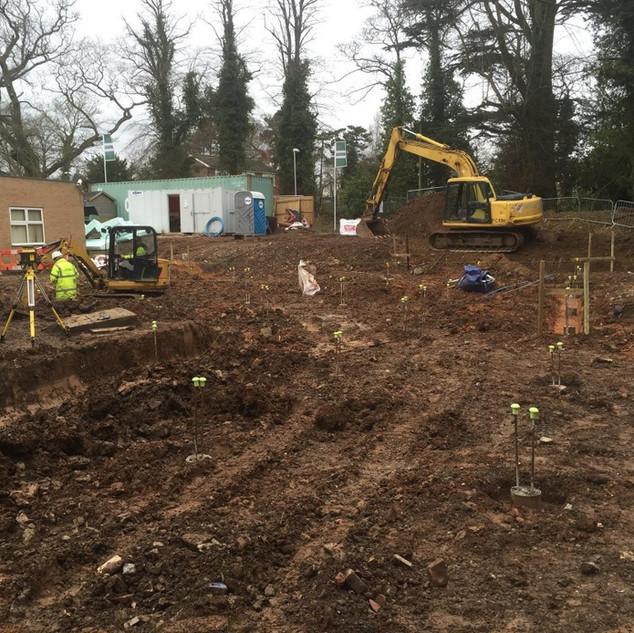 Groundworks Stabilisation