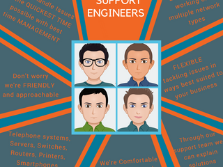 What makes our IT Support Engineers Different?