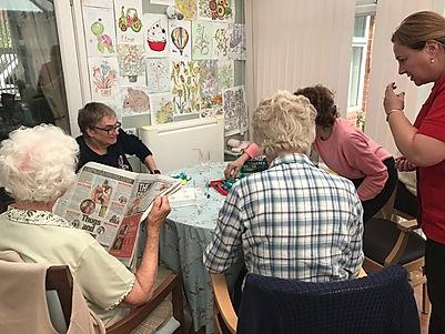 Elderly Day Care Centre Staffordshire