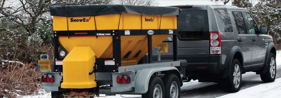 road gritting in worcestershire