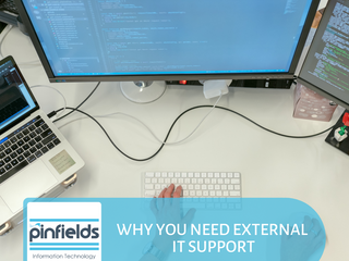 Why you need external IT support