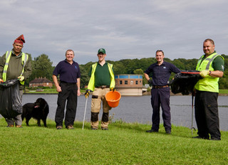 Severn Trent's Trimpley Reservoir teams up with The Emily Jordan Foundation