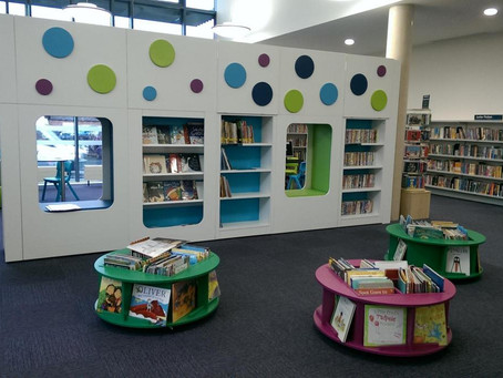 Funding for the Bromsgrove Library