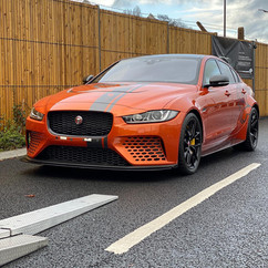 Limited Edition 600bhp Project 8 Track Car