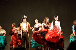 Zorro, Il musical