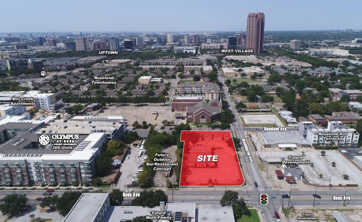 Ross Uptown Aerial