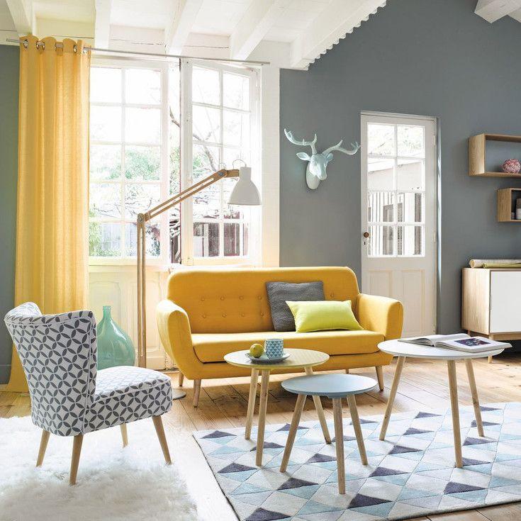 soggiorno stile anni 60