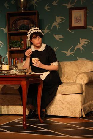 Blithe Spirit - Neuse Little Theatre - 2015