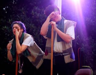 Cymbeline - Sweet Tea Shakespeare - 2016