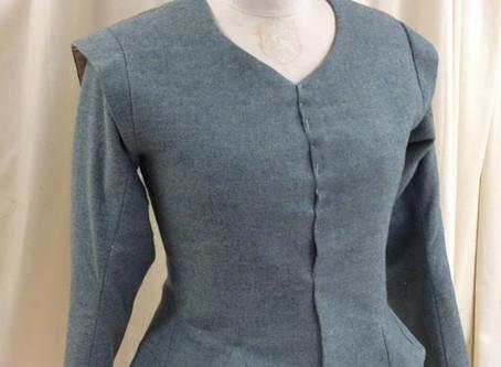 16th c. Woolen Waistcoat
