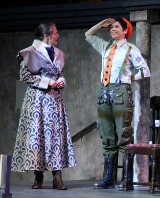 Measure for Measure - Raleigh Little Theatre 2019