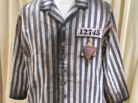 Cabaret - Concentration Camp Uniform