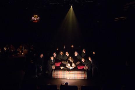 Ensemble - 'The Mad King'