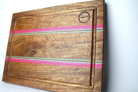 'View' - Chopping Board