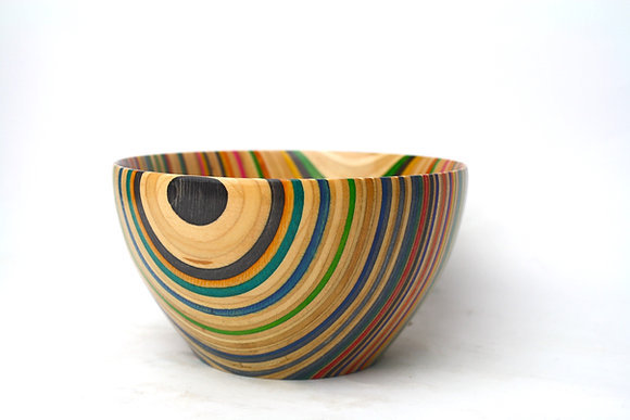 'Twirl' - Skate deck bowl