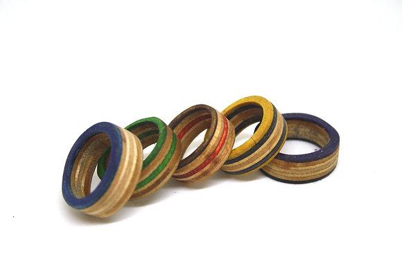 'Sketch' - Skate deck rings