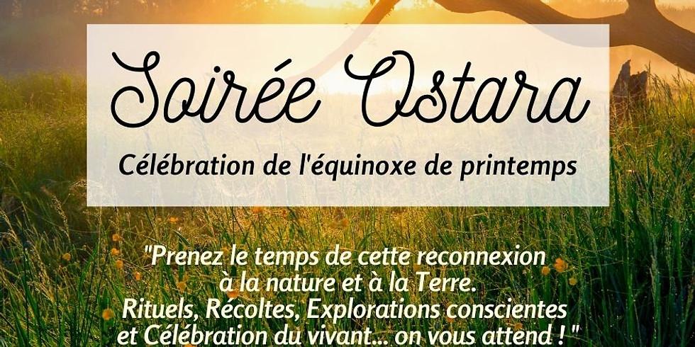 Célébration d'Ostara, l'équinoxe de printemps !