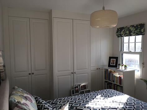 Good Guys professional painters and decorators Complete Bedroom