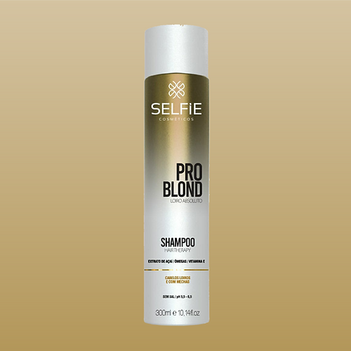 Shampoo Pro Blond Loiro Absoluto 300ml