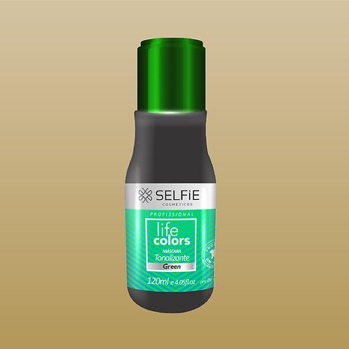 Tonalizante Green Life Colors Selfie