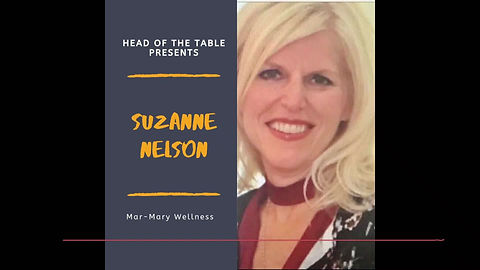 Suzanne Nelson guest on Head of Table podcast clip summary