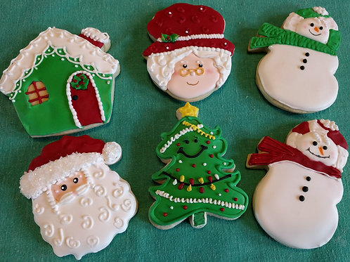 Holiday Cookie Set
