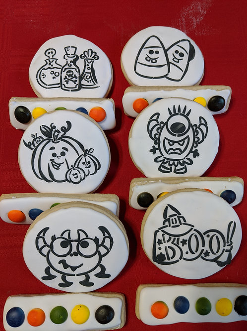 Paint Your Own (PYO)  Cookies