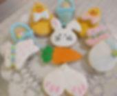 2019 Easter Cookies