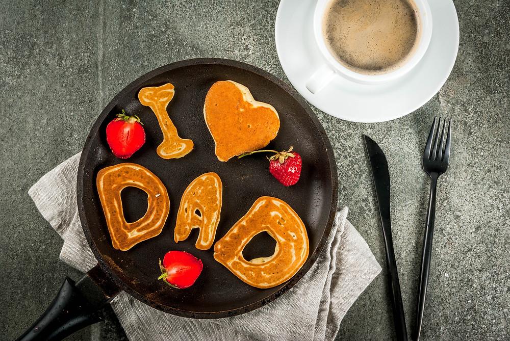 happy fathers day celebration