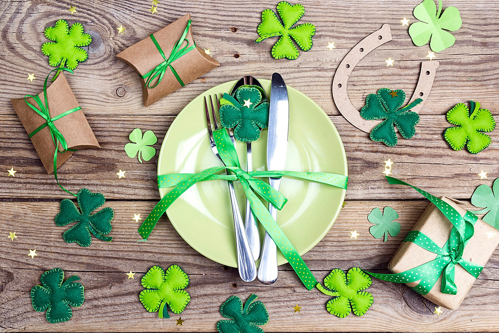 st,Patrick's day feast