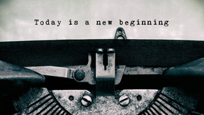 The Start Of A New Beginning: It's Not as Difficult as You Think