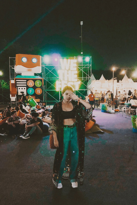 5 SPOT FAVORIT BUAT FOTO INSTAGRAM DI WE THE FEST'19