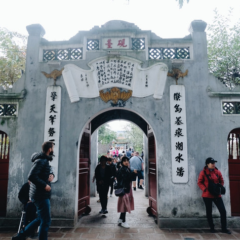 STEAL MY HANOI VIETNAM ITINERARY