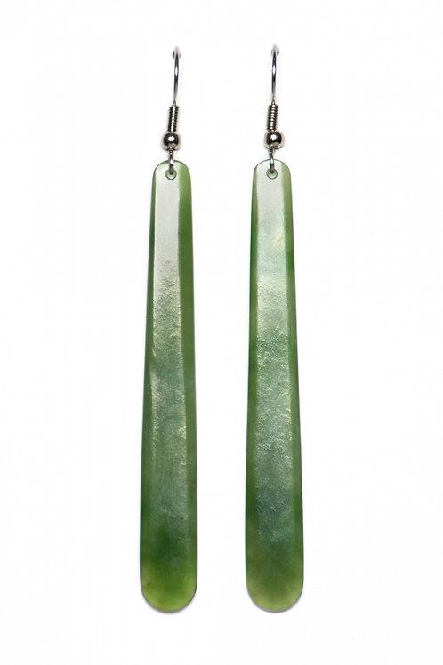 Long Roimata Earrings