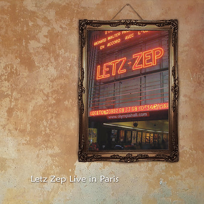 Letz Zep Live in Paris