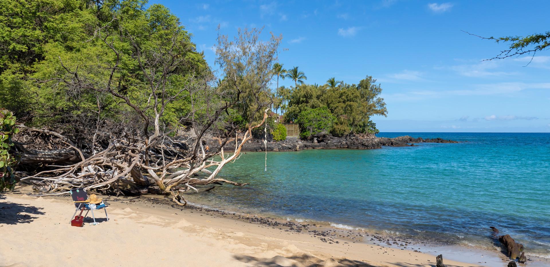 South end of Waialea Bay