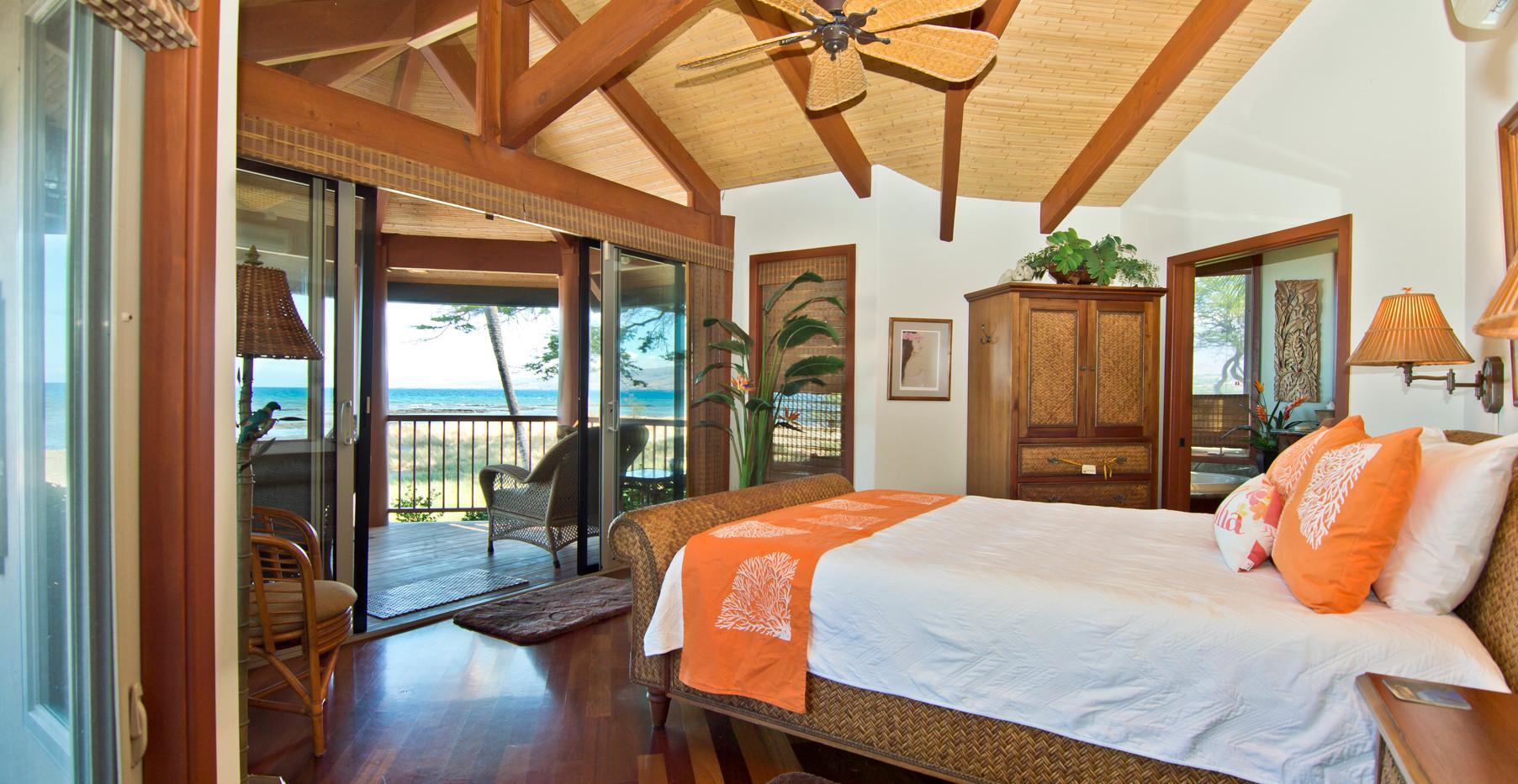 Mango Suite Bedroom