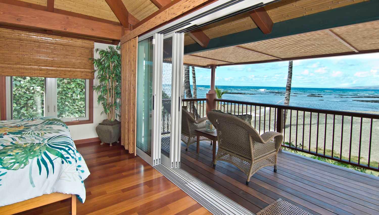Hula Lanai with Ocean View